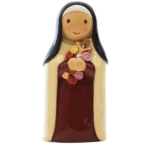 Little Drops of Water Kid's St. Therese Figurine One-Size