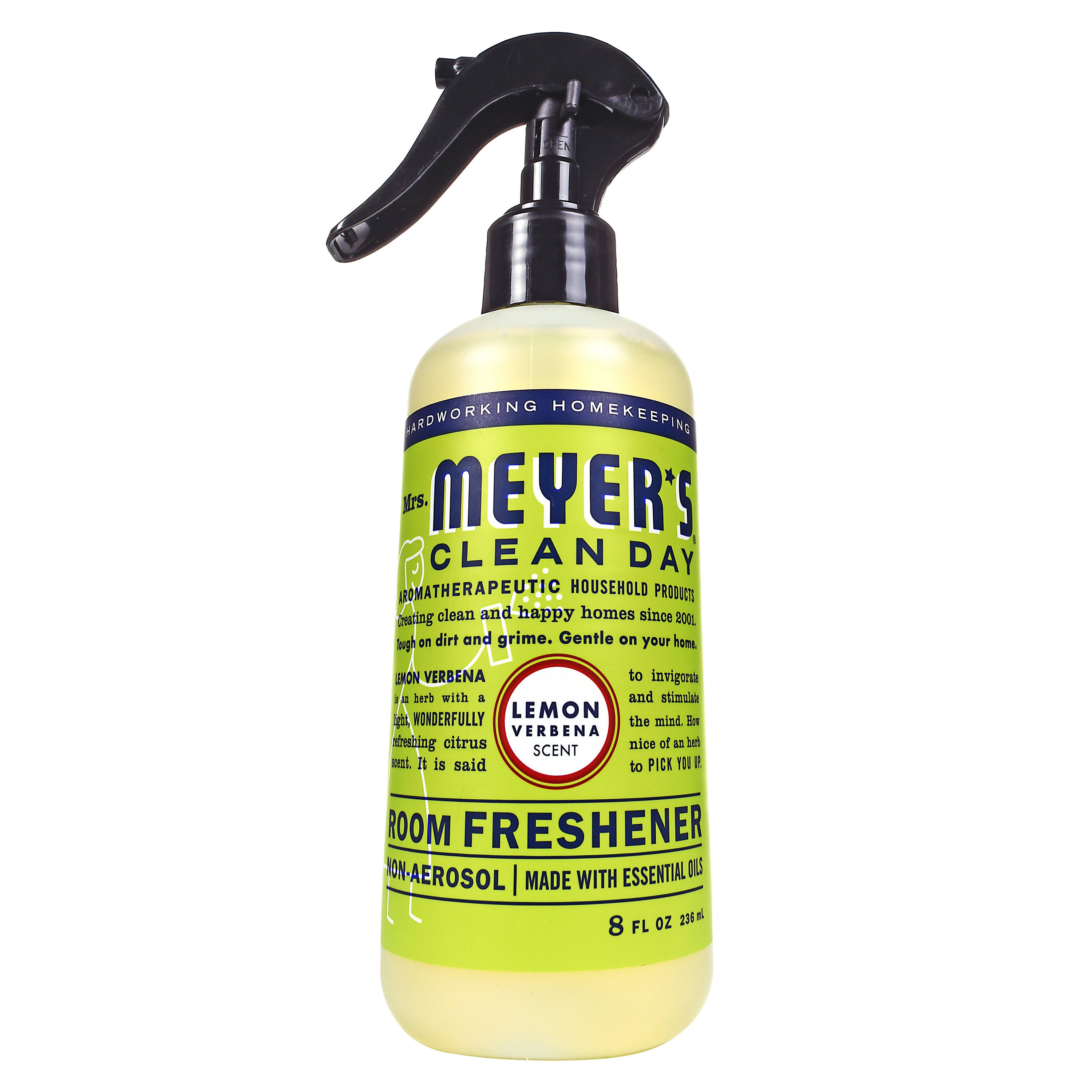 Mrs. Meyer's Room Freshener - Lemon Verbena, 240ml