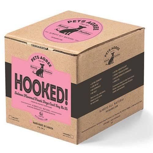 Granville Island Hooked! - Small - Dog Treats - 2lb