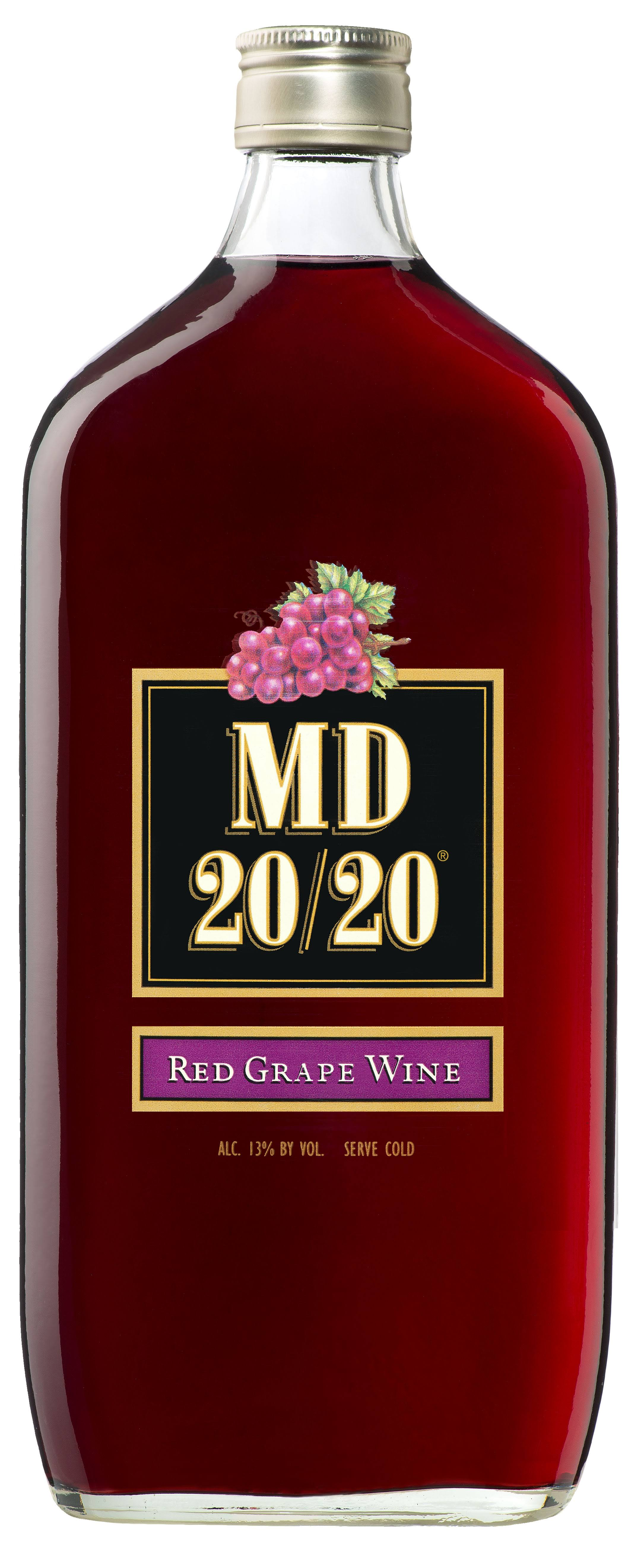 MD 20/20 Red Grape Flavored Wine - 750ml