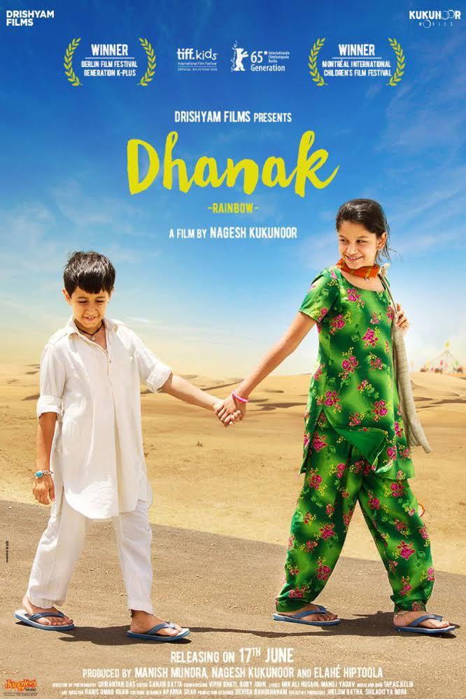 Dhanak Hindi Movie Free Download 2015 720p DVDRip
