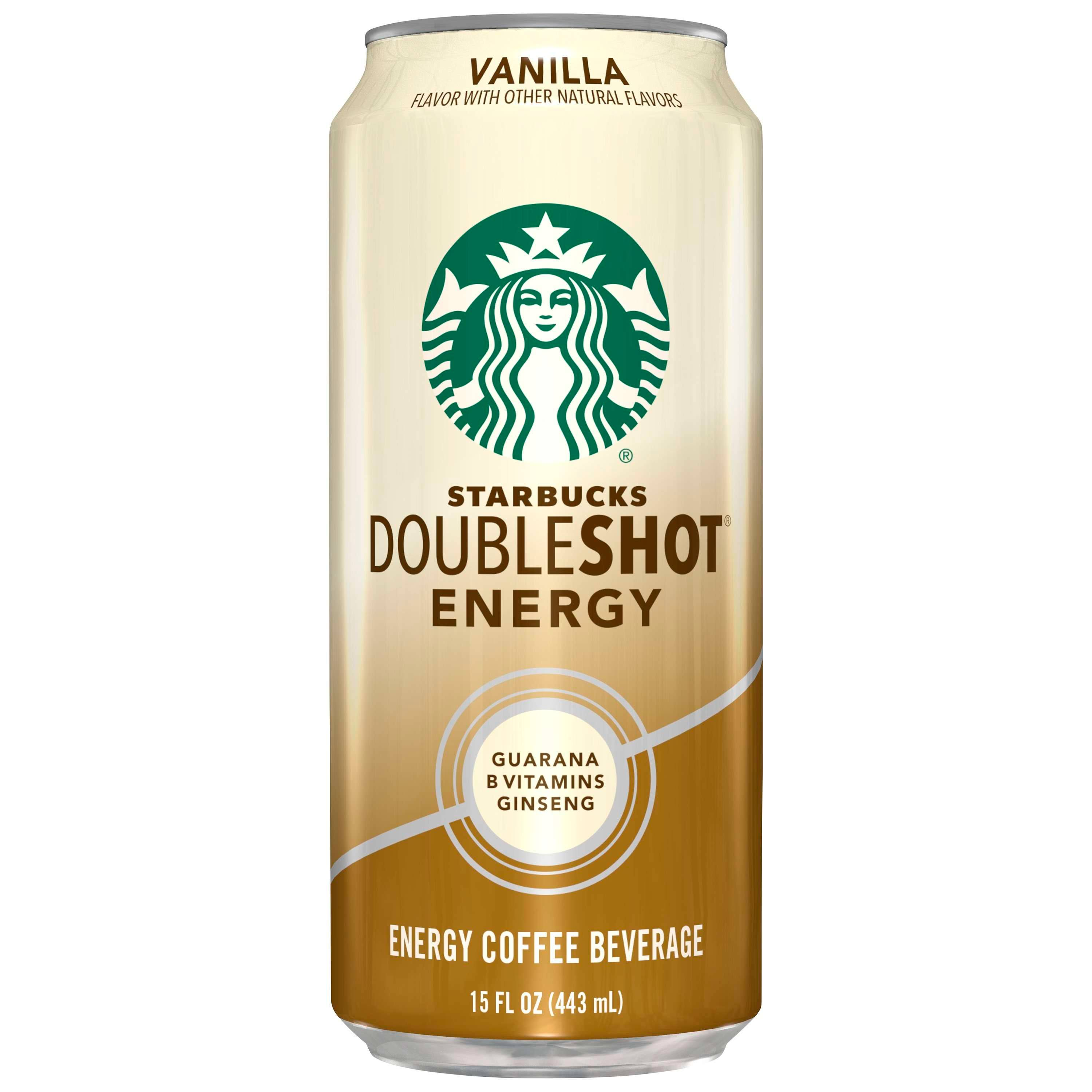 Starbucks Doubleshot Energy Coffee - Vanilla