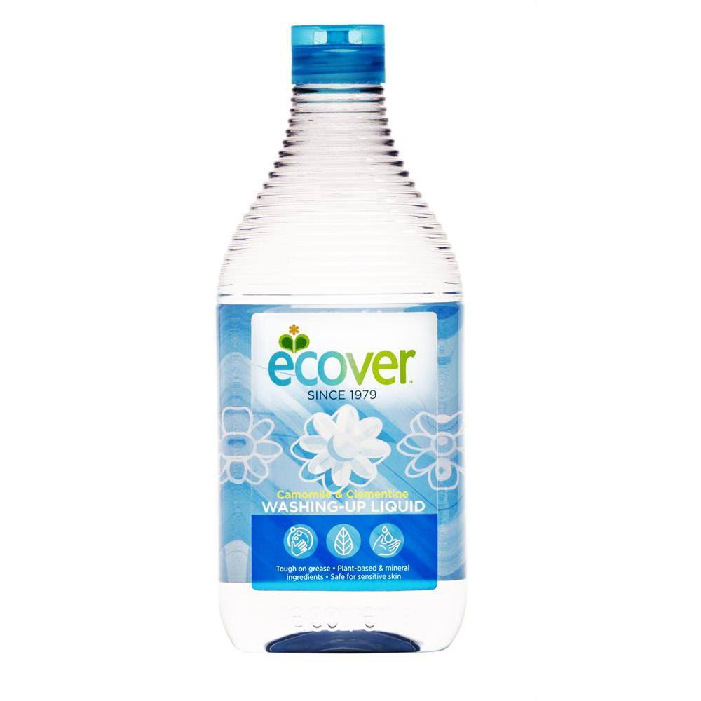 Ecover Washing Up Liquid - Camomile & Clementine, 450ml