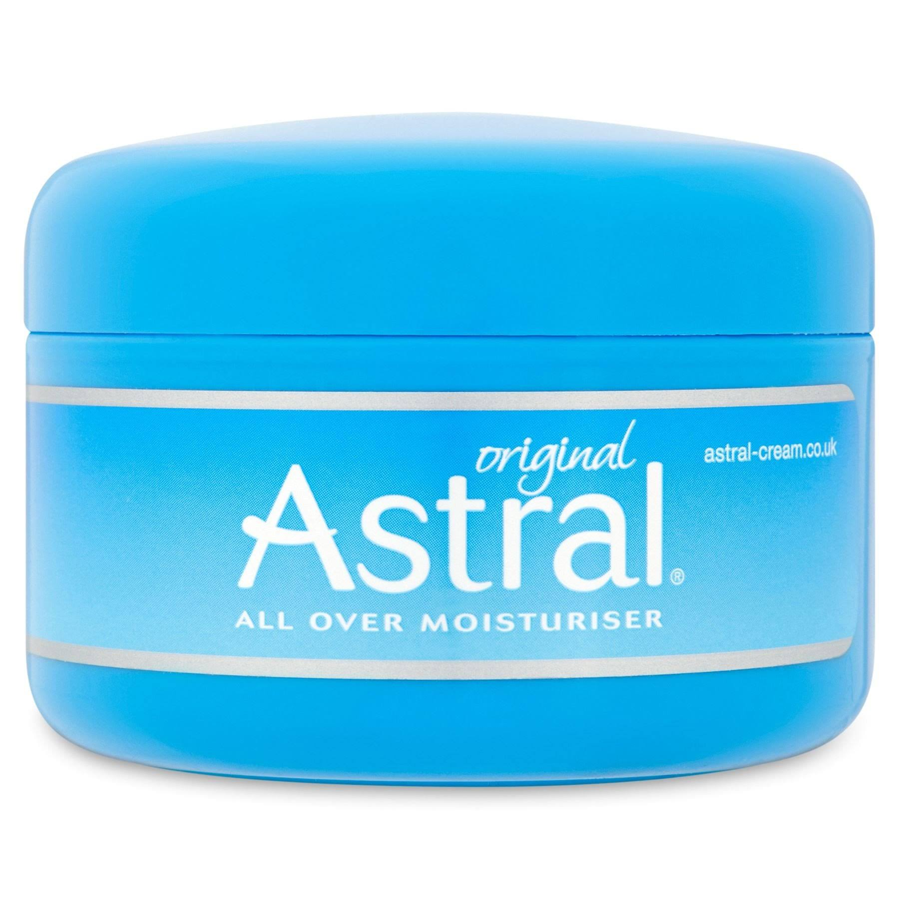 Astral Intensive Face and Body Moisturiser Original - 200ml