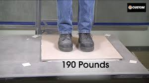 Mapei Porcelain Tile Mortar by Versabond Lft Weight Test Can Your Mortar Stand Up To Large