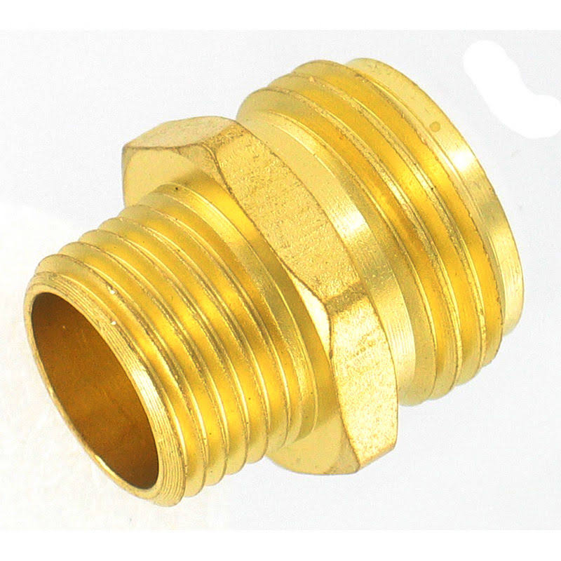 Gilmour Hose Connector - Brass