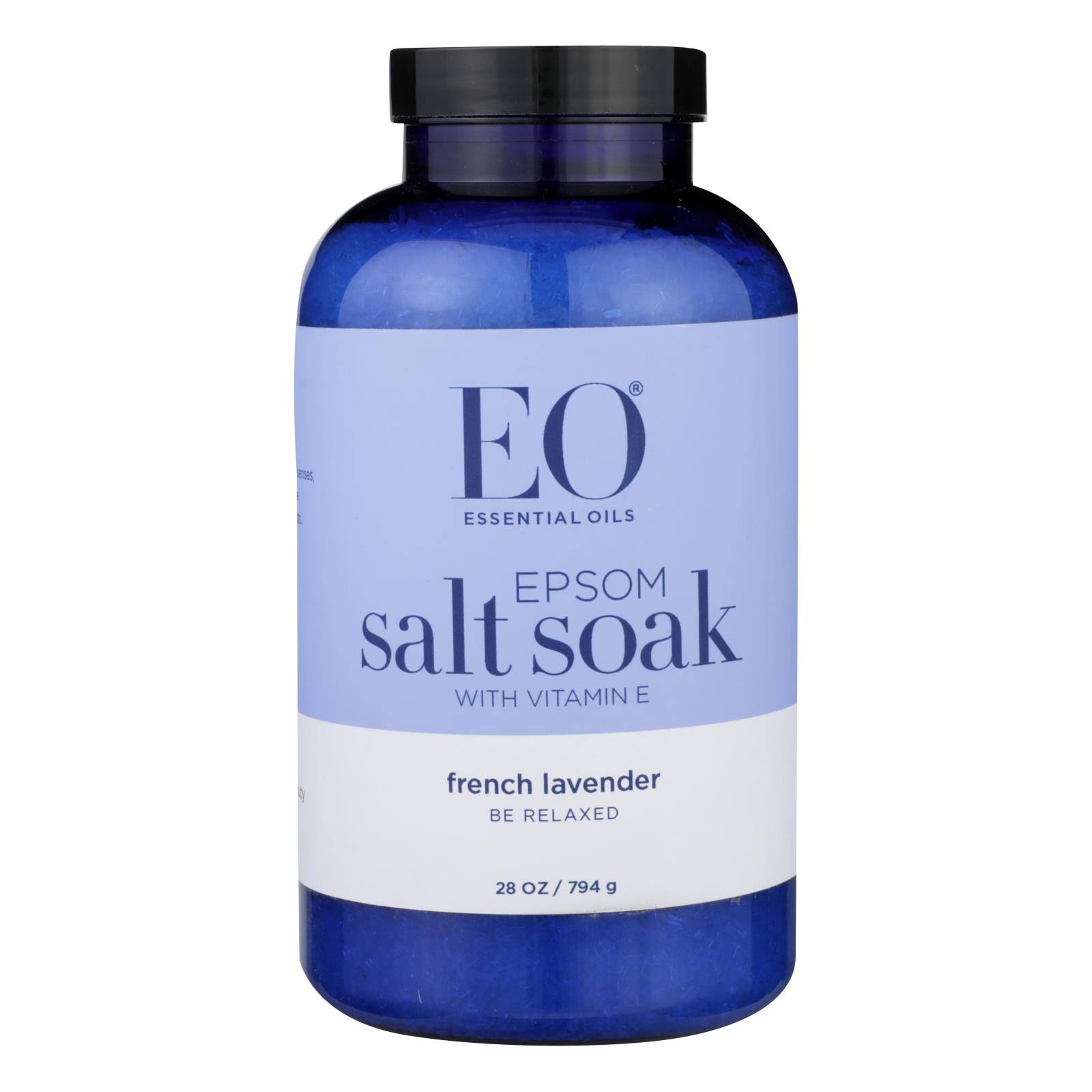 EO Products - Bath Soak French Lavnder - 28 oz