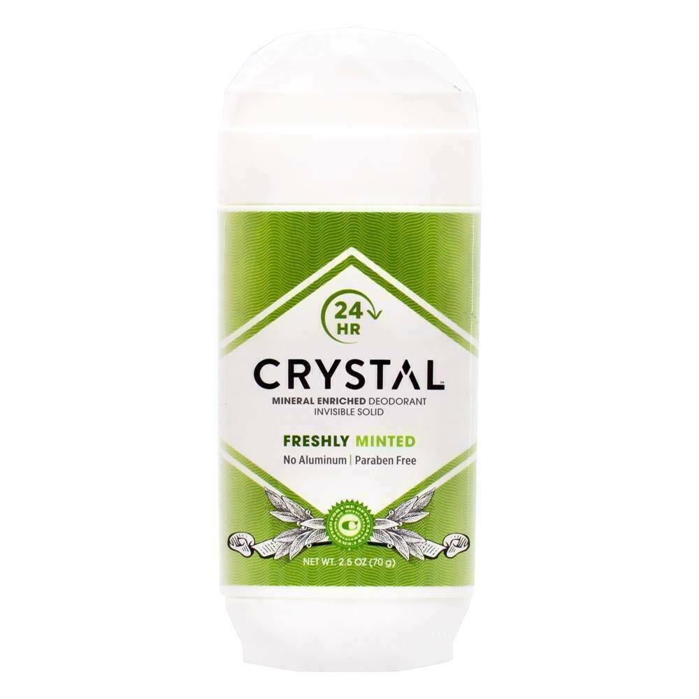 Crystal Deodorant, Freshly Minted - 2.5 oz