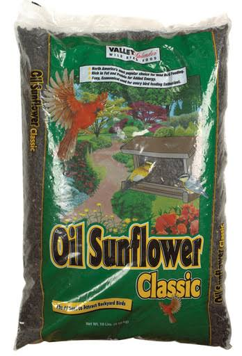 Red River Commodities Black Oil Sunflower Bird Seed - 10lbs