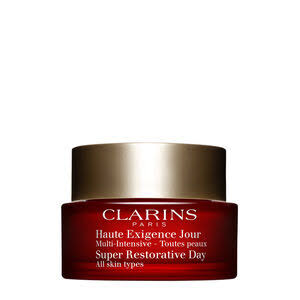 Clarins Super Restorative Day Cream All Skin Types - 50ml