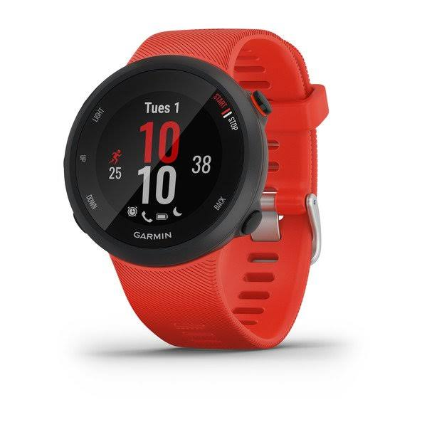 "Garmin Forerunner 45 Running GPS /Galileo Watch - 1.04"" Display - Lava Red"