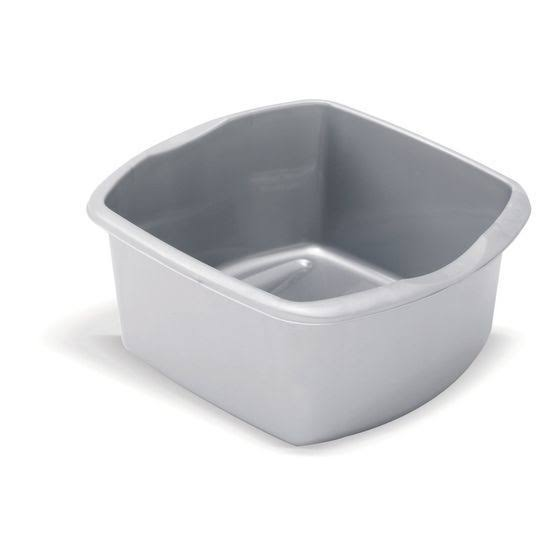 Addis Rectangular Metallic Bowl - 8L