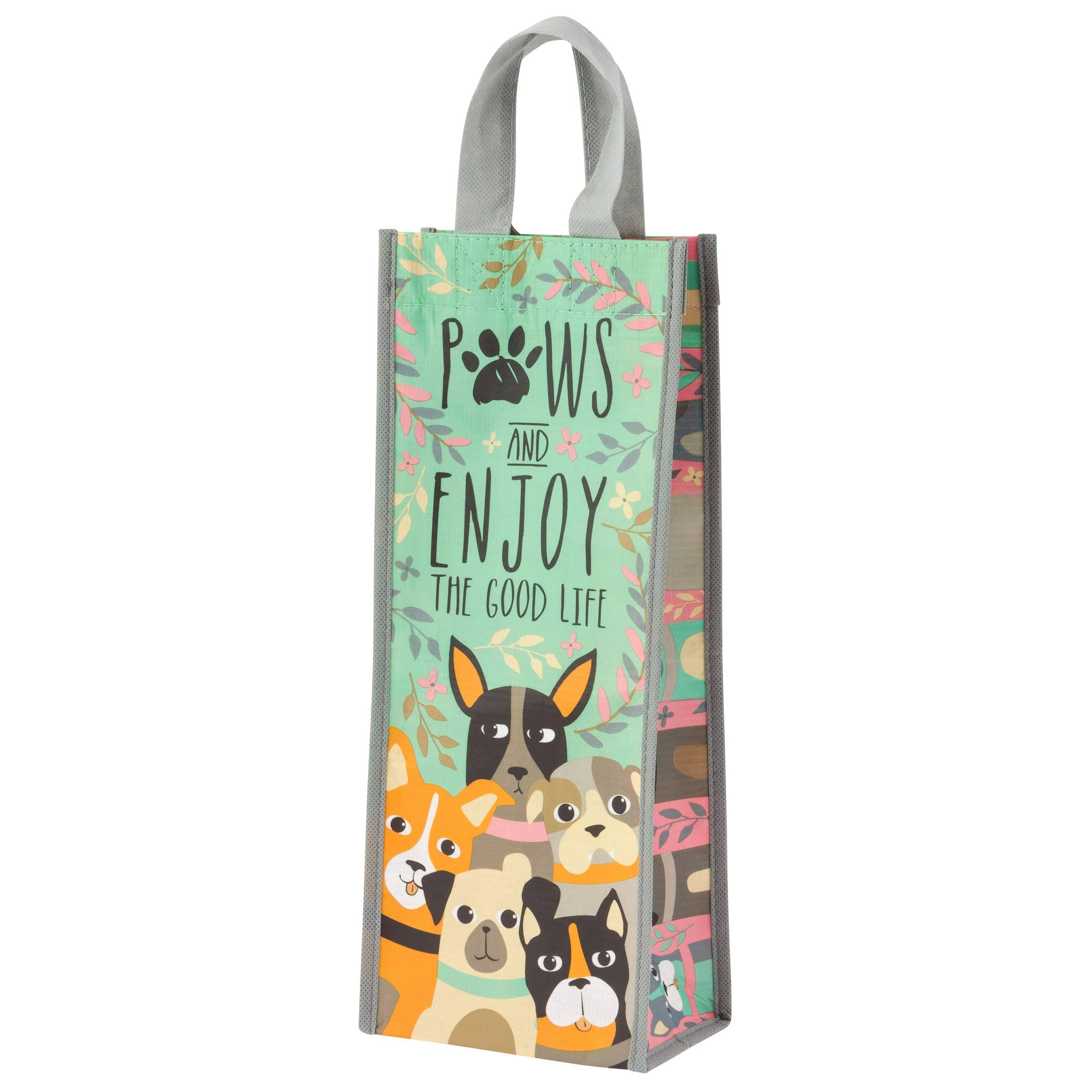 Karma Gifts KA203922 Wine Bag, Dog
