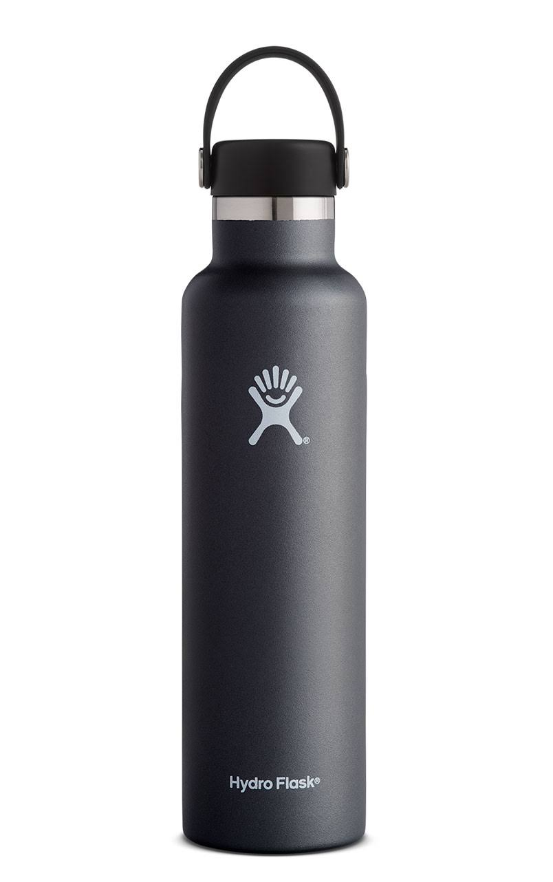 Hydro Flask Water Bottle - Black