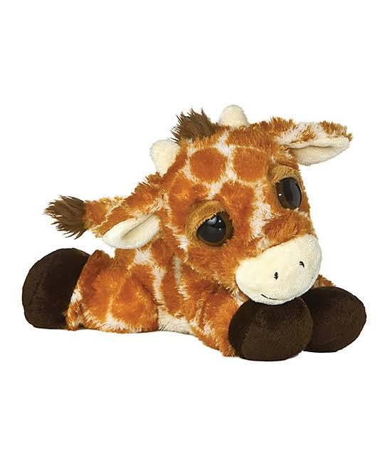 Aurora World Dreamy Eyes Plush - Gallop Giraffe, 10""