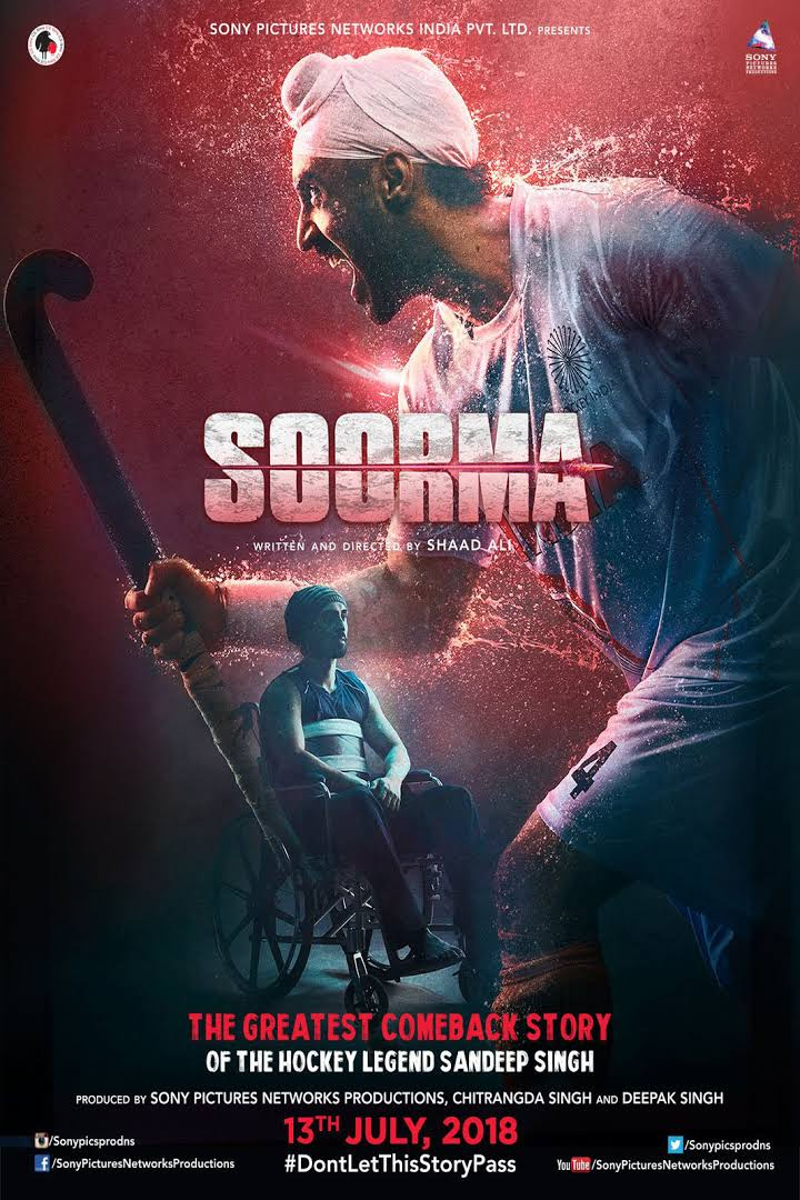Soorma 2018 CamRip Hindi Full Movie HD Download