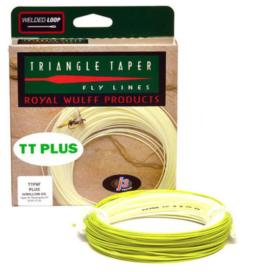 Royal Wulff Triangle Taper Plus Fly Line - 5