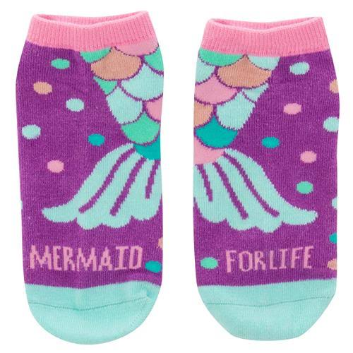 Karma Ankle Socks Mermaid