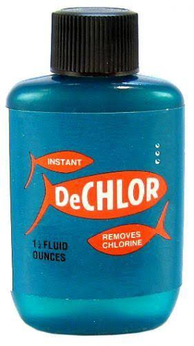 Weco Instant Dechlor Water Conditioner - 1.25 Oz