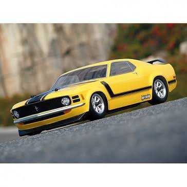 HPI Racing 17546 1970 Ford Mustang Boss 302 Body - 200mm