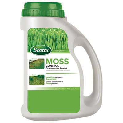 Scotts Lawns 31010 Moss Control - 4.5lbs