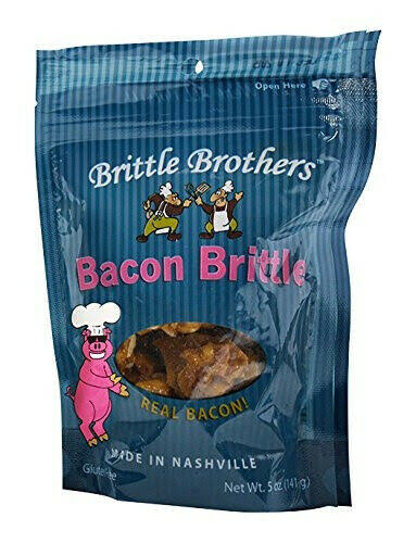 Brittle Brothers Bacon Brittle 5 Ounce