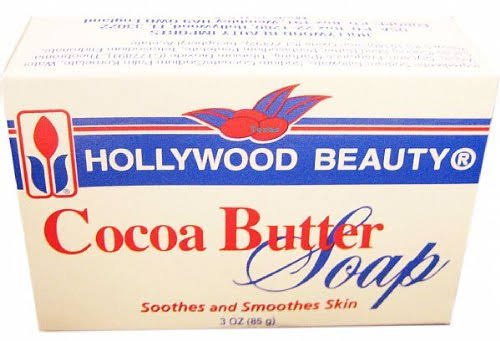 Hollywood Beauty Cocoa Butter Soap - 3oz