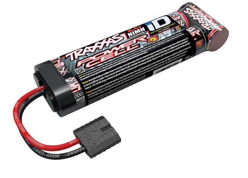 Traxxas 2960X Series 5 NiMH 7-Cell Battery - 5000mah, 8.4V