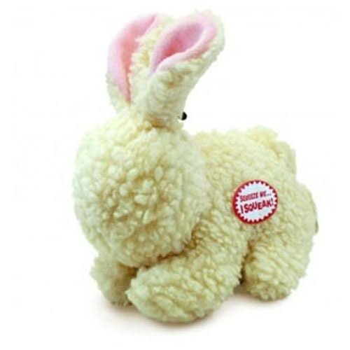 Ethical Products Fleece Rabbit Dog Toy