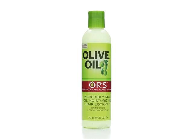 ORS Olive Oil Incredibly Rich Oil Moisturizing Hair Lotion - 251ml