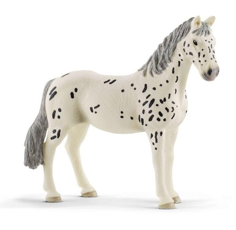 Schleich Horse Club Knabstrupper Mare Toy Figure (13910)