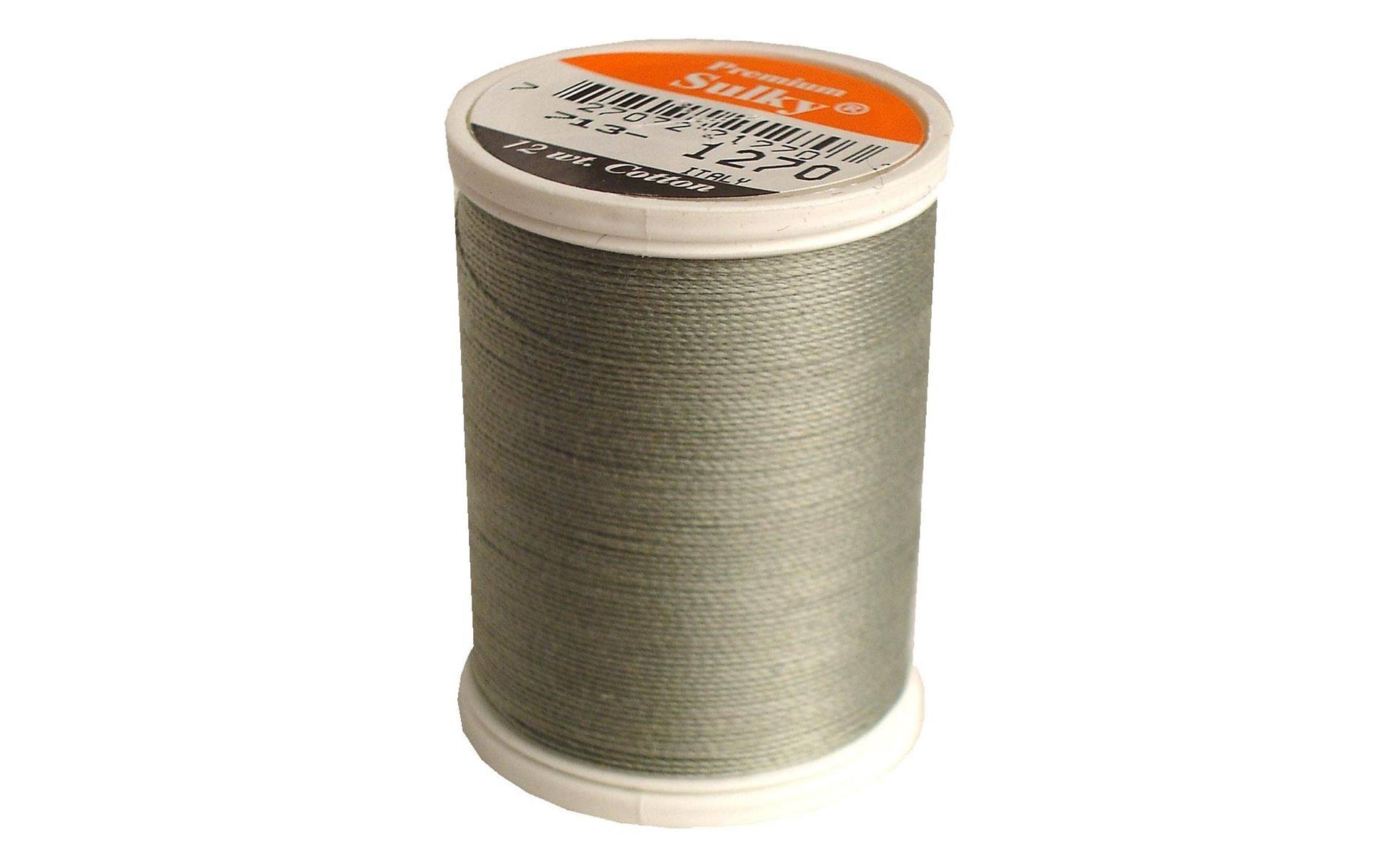 Sulky Cotton Thread - Dark Grey Khaki