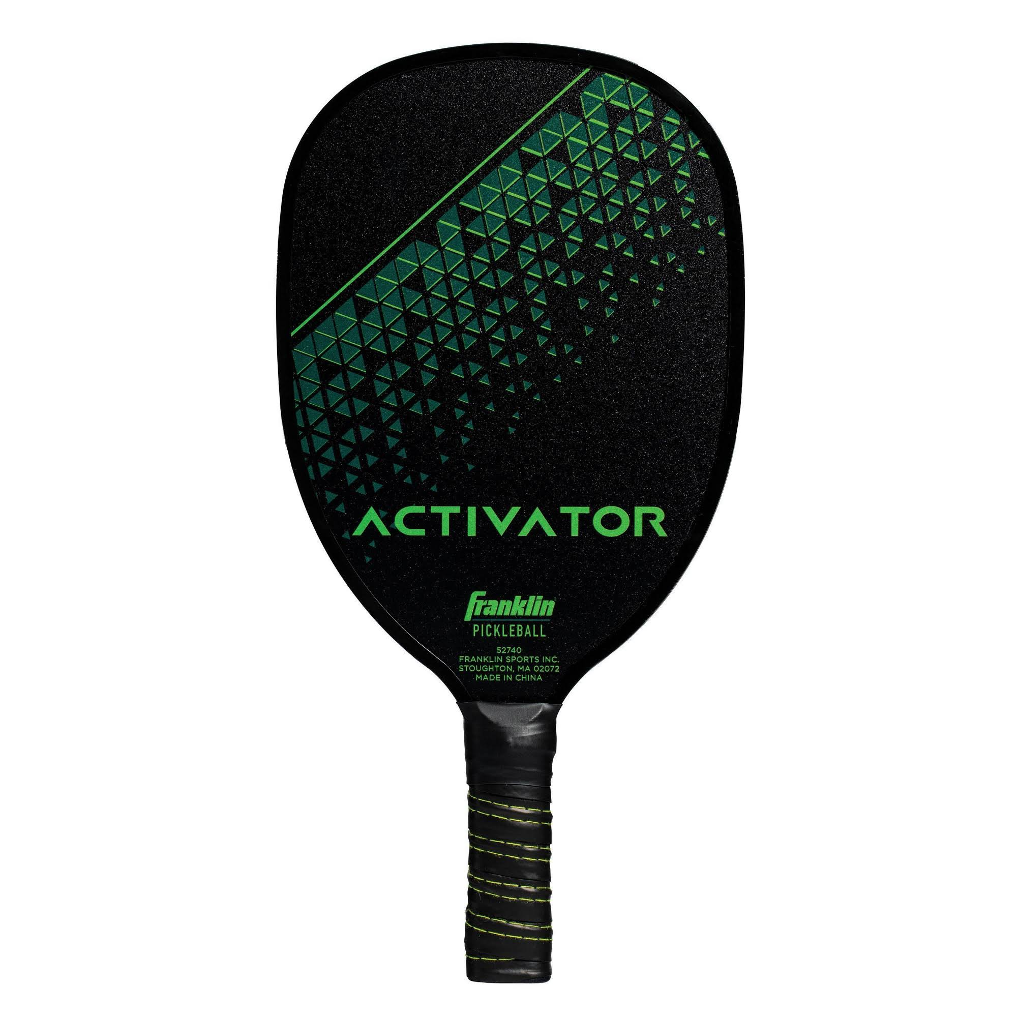 Franklin Sports Activator Wood Pickleball Paddle in Green