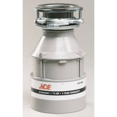 Ace 1000 Garbage Disposal 1/3 HP