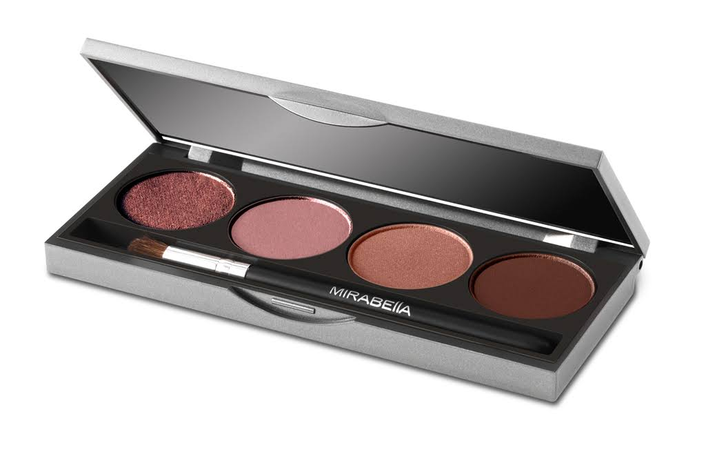 Mirabella Eyeshadow Quad - Iconic
