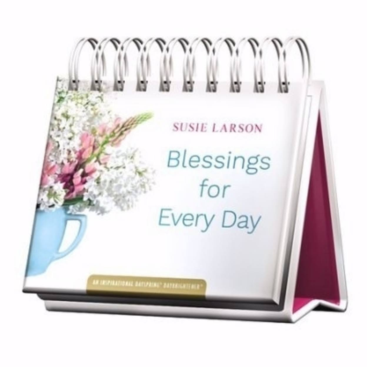 Dayspring Daybrightener Perpetual Flip Calendar - Blessings For Every Day