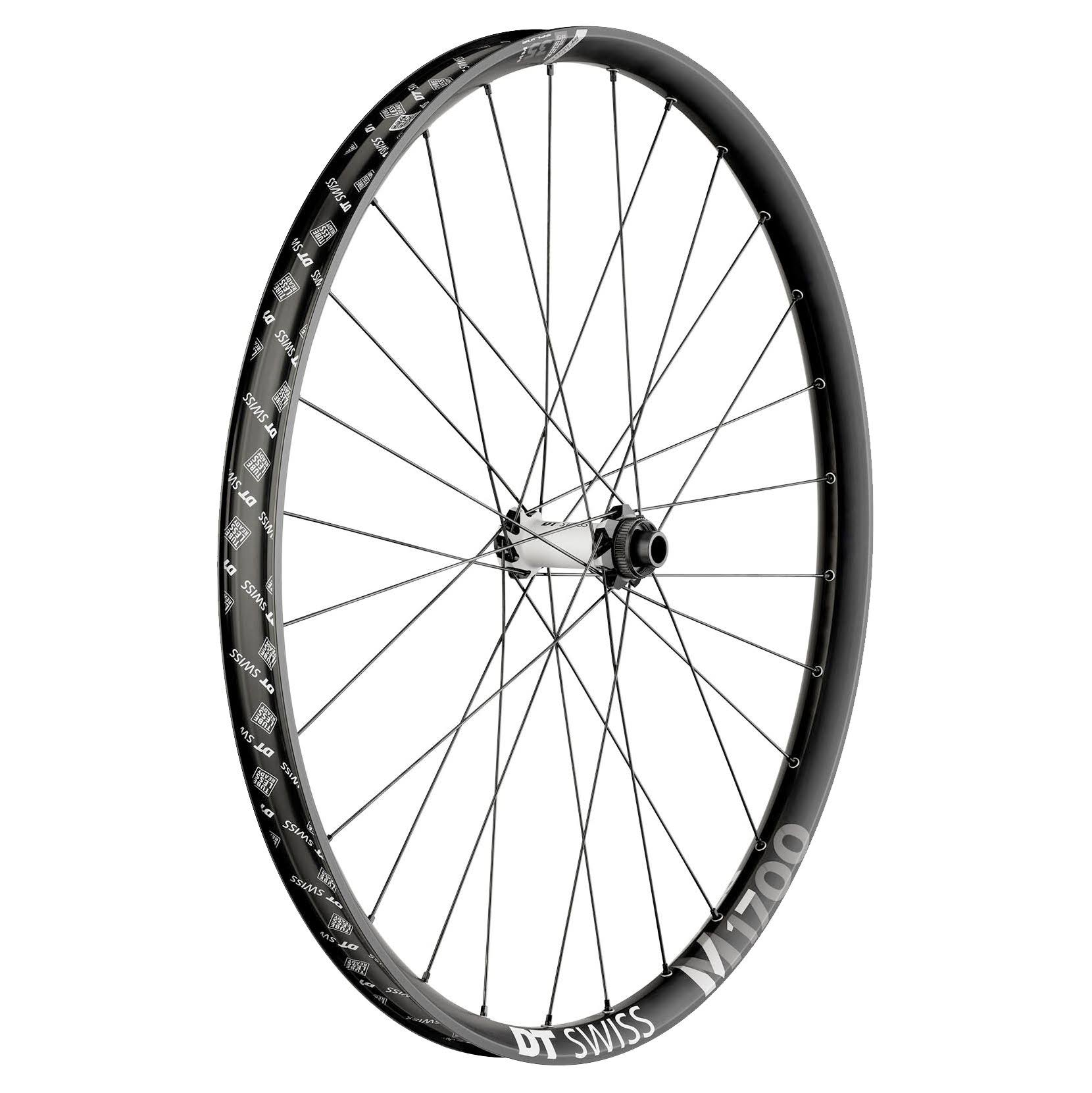"DT Swiss M1700 Spline 35 Front Wheel: 27.5"", 15x110mm, Centerlock"