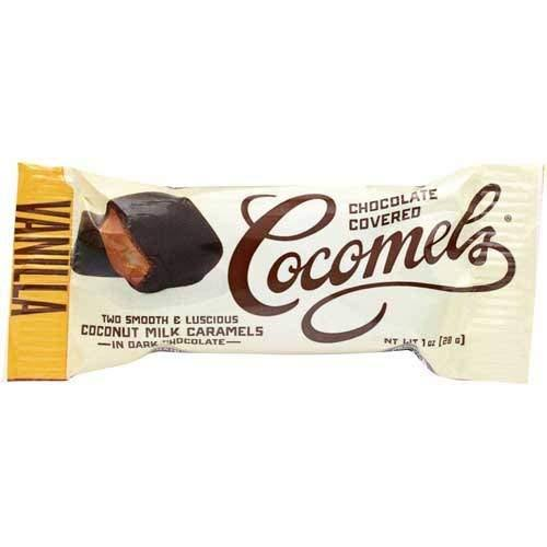 Cocomels Chocolate Covered Coconut Milk Caramels - 1oz, 15pk