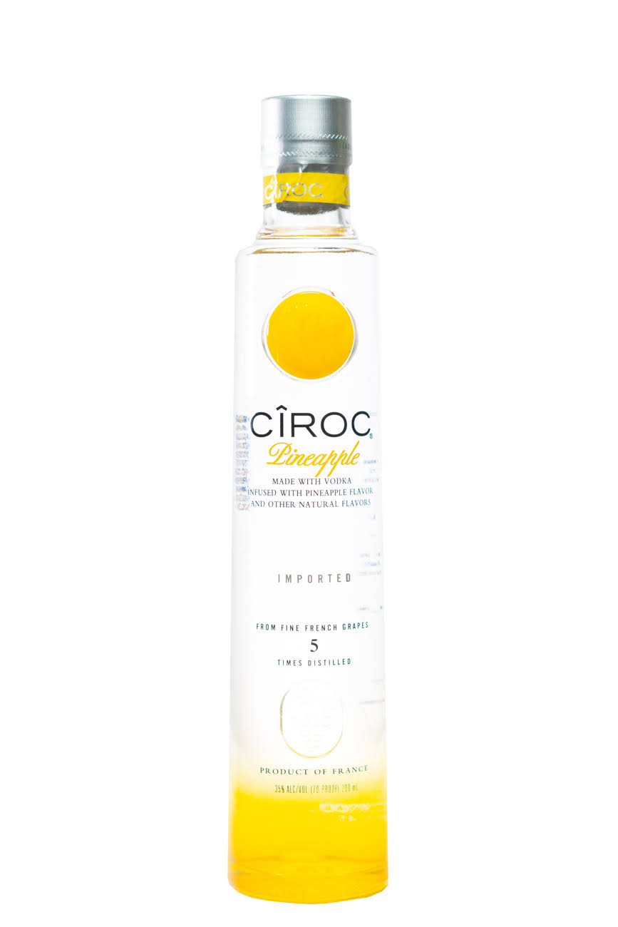 Ciroc Pineapple Vodka 20cl