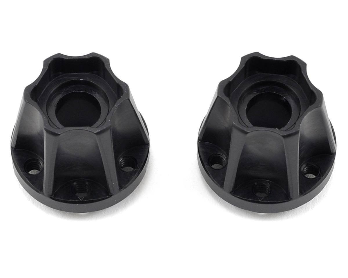 Vanquish Products VPS07115 SLW 725 Wheel Hub - Black, Anodized