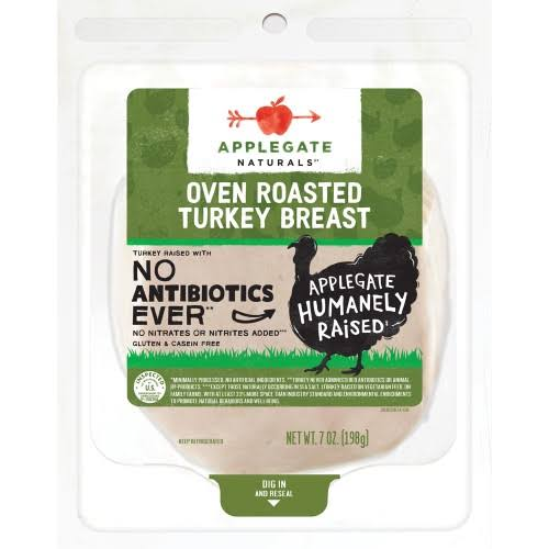 Applegate Naturals Roasted Turkey Breast