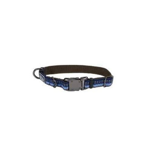 Coastal Pet Products DCP36422SAP K9 Explorer Dog Collar - Blue, Small 5/8""