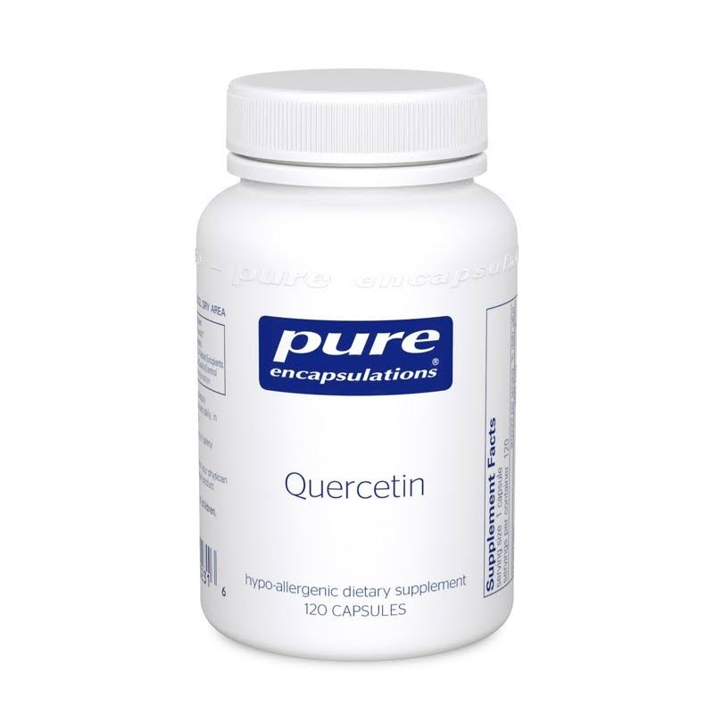 Pure Encapsulations Quercetin Supplement - 60ct
