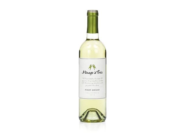 Menage a Trois Pinot Grigio - California, USA