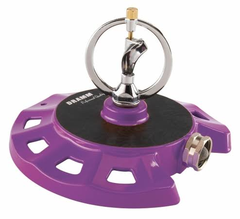 Dramm Colorstorm Spinning Sprinkler - Purple