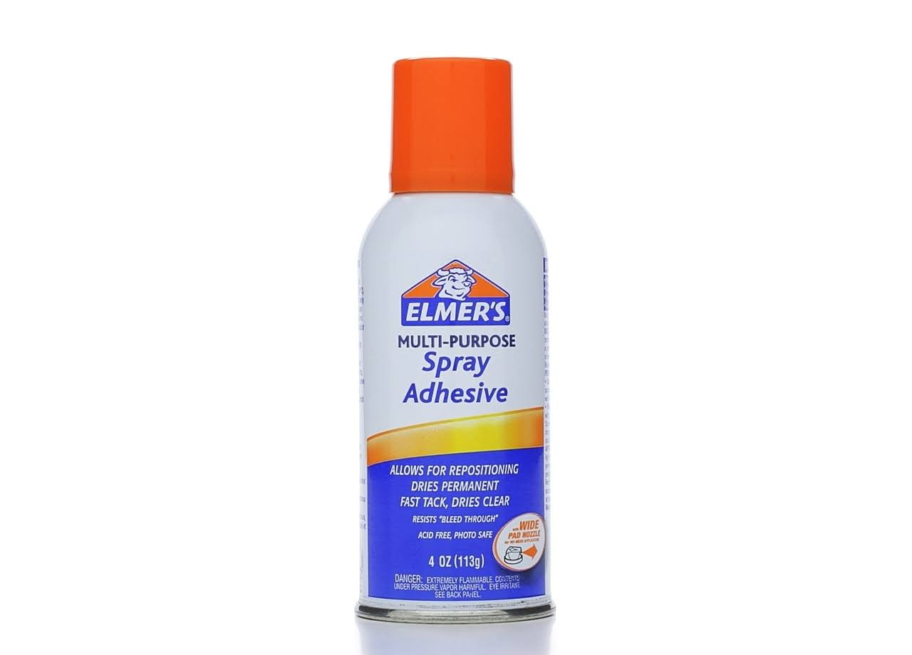 Elmer's Multi-Purpose Spray Adhesive - 4oz