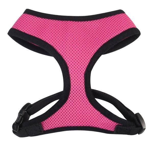 Casual Canine Mesh Dog Harness - Pink, Small