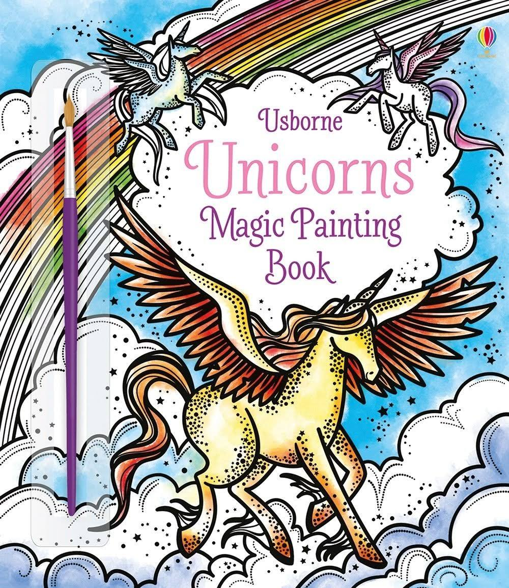 Magic Painting Unicorns [Book]