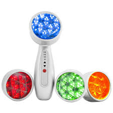 Narrow Band Uvb Lamp Uk by Carelamps Derma Revive Led Light Therapy Device Red Blue Amber