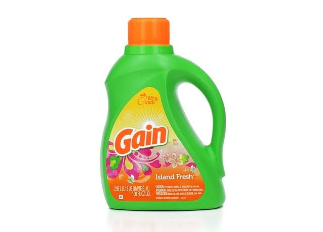Gain Laundry Detergent - Island Fresh, 100oz